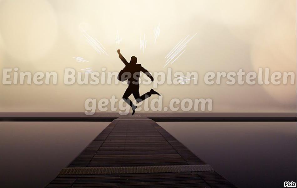 Einen Businessplan